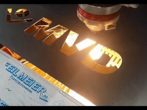 500W YAGレーザー切断機3mm -800W金属鋼レーザー切断機-ブランドACCURL