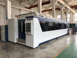 500w 750w 1000w 2000wステンレス鋼炭素鋼金属繊維レーザー切断機1500 * 3000mm