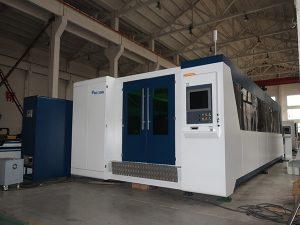 500W金属板レーザー切断機とCNパイプレーザーカッター