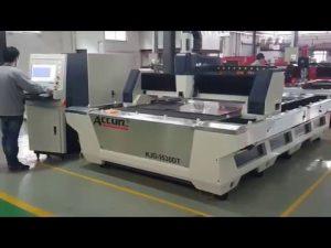 ステンレス鋼3mmのための6mm繊維レーザーの打抜き機1000W繊維レーザーの打抜き機
