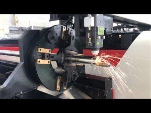 700Wレーザーチューブ切断機-レーザーチューブおよびシート切断機
