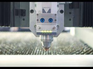 レーザー切断2mm銅板用700W nLightファイバーレーザー切断機