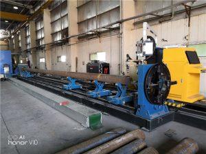 保証3年のの管レーザーの打抜き機CNCの管