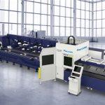 金属管のプロフィールの切断のための熱い販売繊維レーザーの打抜き機