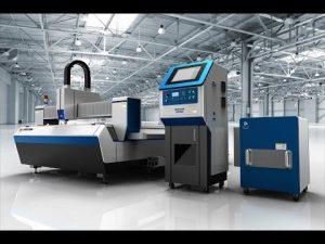 CNCレーザー切断機IPG 500W 700W 1000W-ファイバーレーザー切断機