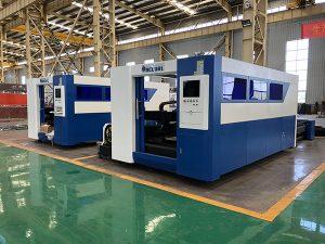 CNCの金属の適当な材料繊維レーザーの打抜き機