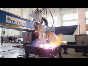 Hypertherm®HPR260XD HPR400XDプラズマ鋼板用CNCプラズマ切断機