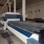 中国高効率cnc raycus / max / ipgステンレス鋼レーザー切断機とfibeリース