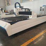 中国400w 600wの安い薄板金CNCレーザーの打抜き機の価格