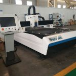 熱い販売CNC繊維レーザーの打抜き機の薄板金レーザーの打抜き機の価格