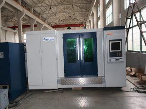 熱い販売モデル4000 wファイバーレーザー切断機