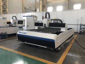 ipg 500w 1kw 1500w炭素鋼、ステンレス金属板CNC繊維レーザーの打抜き機の価格