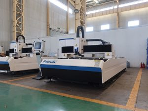 IPG ROFIN RAYCUS 300W 500W 750W 1000W 1500W 2000W炭素鋼、ステンレス鋼、その他の金属用ファイバーレーザー切断機