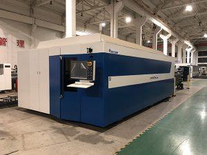 ステンレス鋼金属を切断するレーザーカッター500Wファイバーマシン