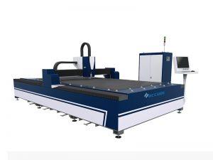 中国で最も有名な経済的な人気のある最も安いQIGOファイバーレーザー切断機の金属板切断の価格