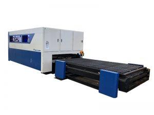 CNCファイバーレーザーカッター3015 6000w 8000wアルミニウム用