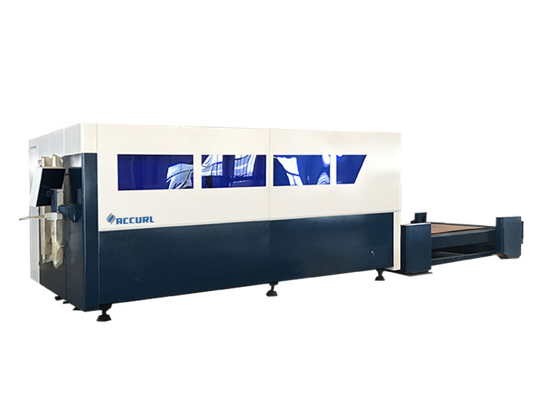 CNCの金属レーザーの打抜き機の価格