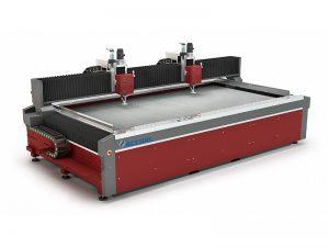 自動CNCのウォータージェットの打抜き機水金属のカッター熱影響を受けた地帯無し