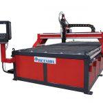 テーブルcncプラズマ切断機/プラズママシンの低コストcnc切削金属