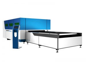 5mmの炭素鋼のための500w 1000w 2000wの金属のステンレス鋼繊維レーザーのカッター装置