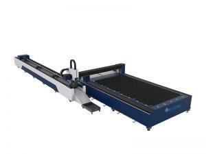 高品質の工業用薄い金属板切断CNCファイバーレーザー切断装置