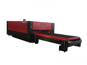 500w-3000wステンレス鋼の金属板の/ pipe / metalの管レーザーの打抜き機