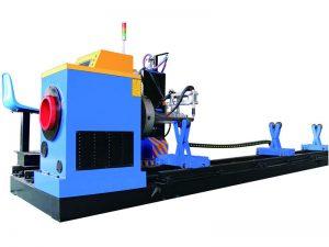 ステンレス鋼の炭素鋼の銅アルミニウムチタンシートのための繊維の金属の管レーザーの打抜き機
