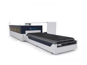 コンピューター化された金属パイプレーザー切断機1000 w