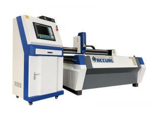 maxpro 200が付いているプログラム可能な血しょうレーザーのカッター血しょうCNCの打抜き機