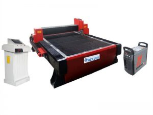 鋼鉄トラス企業に使用するステンレス鋼CNCの管血しょう打抜き機