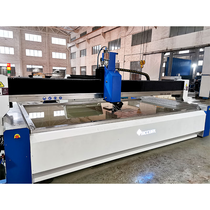small water jet cutting machine for metal