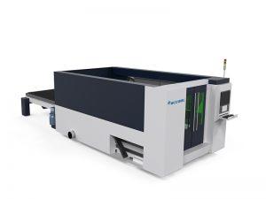 高速CNC繊維の金属板/ステンレス鋼レーザーの打抜き機