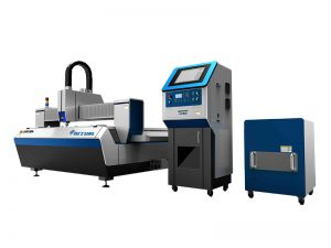 hot sale  laser cutter fiber laser metal sheet & tube cutting machine