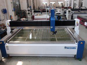 CE TUV ISO9001認証を適用したガラス切断用ウォータージェット切断機が適用された標準